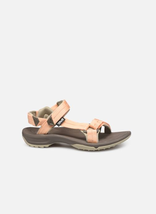 Sandales et nu-pieds Teva Terra Fi Lite Beige vue derrière