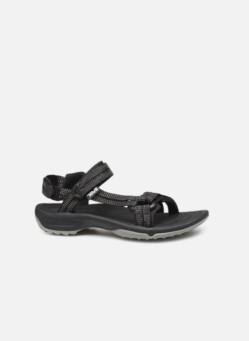 Sandales et nu-pieds Teva Terra Fi Lite Noir vue derrière