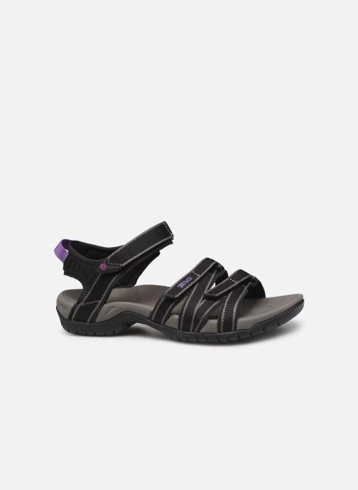 Sandales et nu-pieds Teva Tirra Noir vue derrière