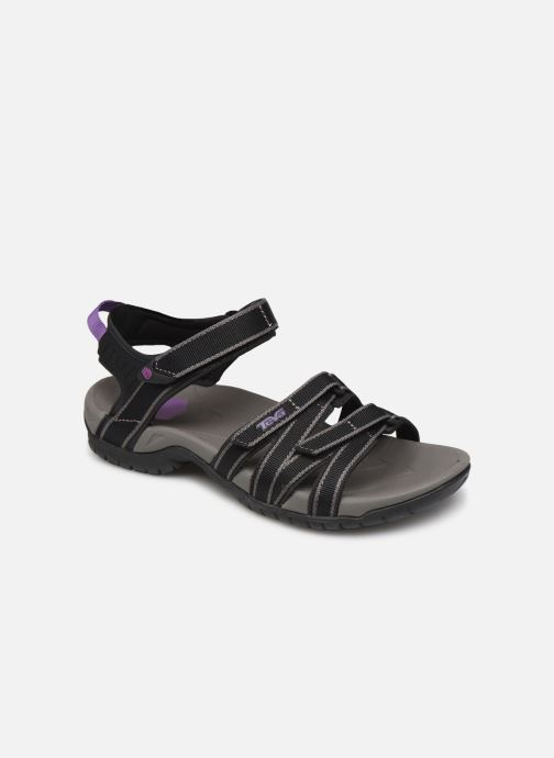 Sandalen Teva Tirra Zwart detail