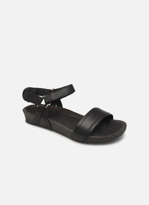 Sandales et nu-pieds Teva Ysidro Stitch Sandal Noir vue détail/paire