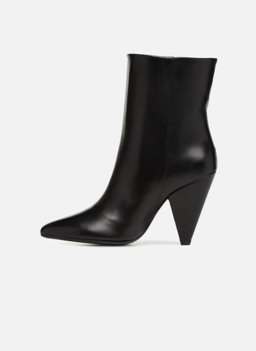 Stiefeletten & Boots Essentiel Antwerp Sluik boots schwarz ansicht von vorne