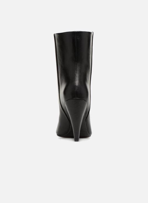 Botines  Essentiel Antwerp Sluik boots Negro vista lateral derecha