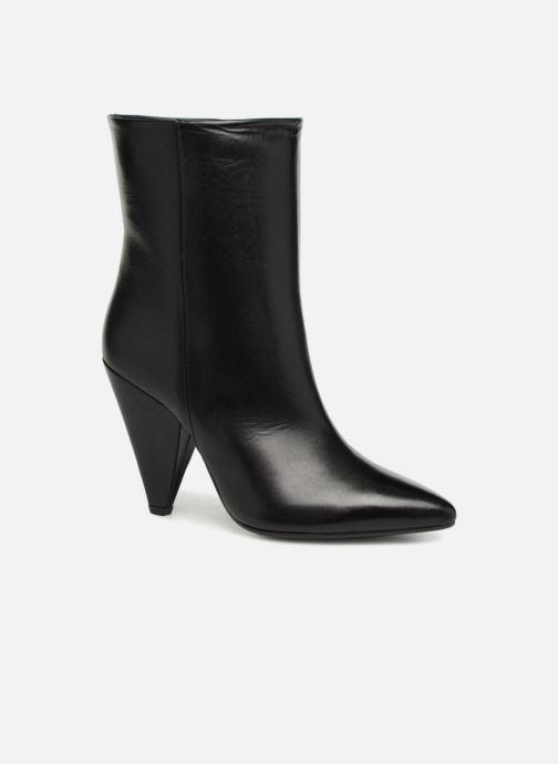 Botines  Essentiel Antwerp Sluik boots Negro vista de detalle / par
