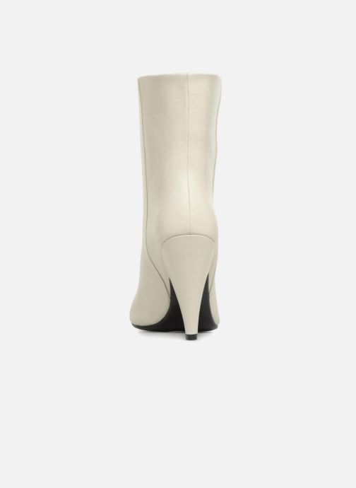 Bottines et boots Essentiel Antwerp Sluik boots Blanc vue droite
