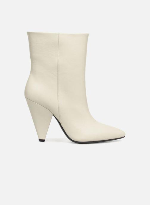 Bottines et boots Essentiel Antwerp Sluik boots Blanc vue derrière