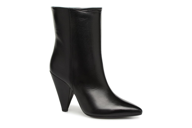 Bottines et boots Essentiel Antwerp Sluik boots Noir vue détail/paire