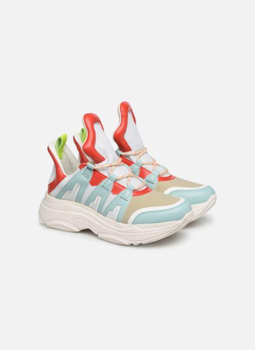 Sneakers Essentiel Antwerp Sevika sneakers Wit 3/4'