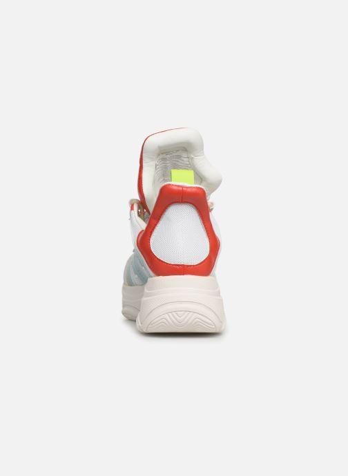 Sneakers Essentiel Antwerp Sevika sneakers Wit rechts