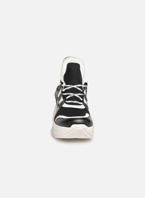 Sneaker Essentiel Antwerp Sevika sneakers schwarz schuhe getragen