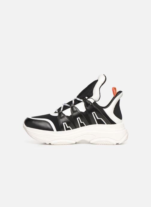 Sneakers Essentiel Antwerp Sevika sneakers Zwart voorkant