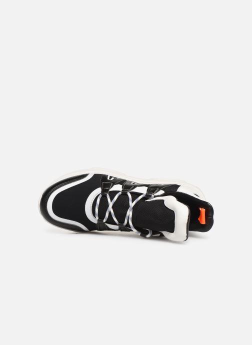Sneaker Essentiel Antwerp Sevika sneakers schwarz ansicht von links