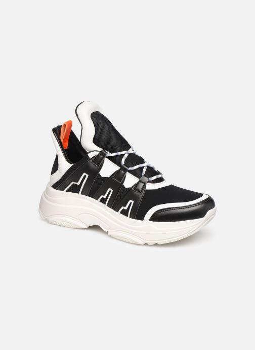 Sneakers Essentiel Antwerp Sevika sneakers Zwart detail