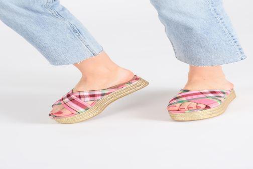 Wedges Essentiel Antwerp Swelter sandals Roze onder