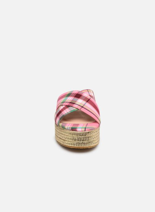 Wedges Essentiel Antwerp Swelter sandals Roze model