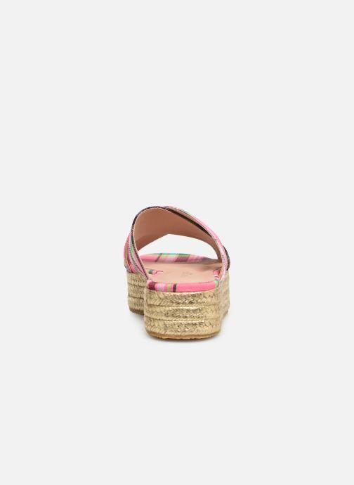 Wedges Essentiel Antwerp Swelter sandals Roze rechts