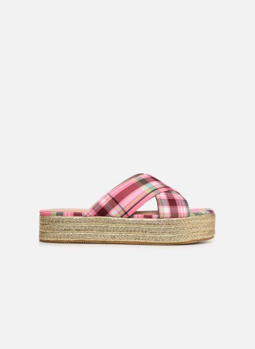 Wedges Essentiel Antwerp Swelter sandals Roze achterkant