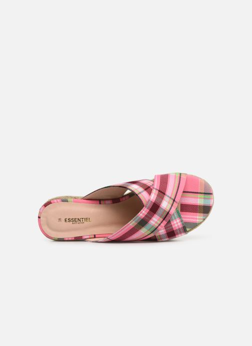 Wedges Essentiel Antwerp Swelter sandals Roze links