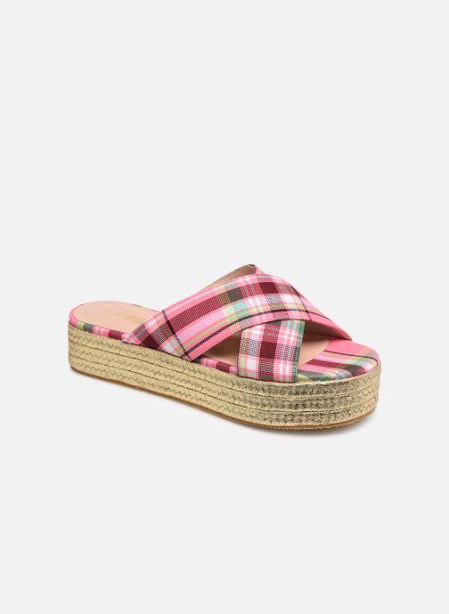 Wedges Essentiel Antwerp Swelter sandals Roze detail