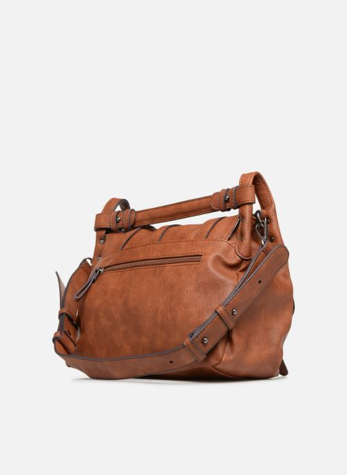 Sacs à main Tamaris Bernadette Satchel Bag Marron vue droite