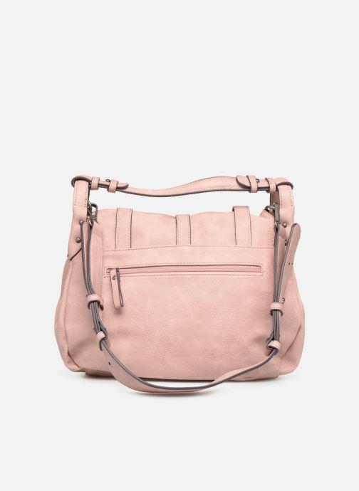 Handtassen Tamaris Bernadette Satchel Bag Roze voorkant