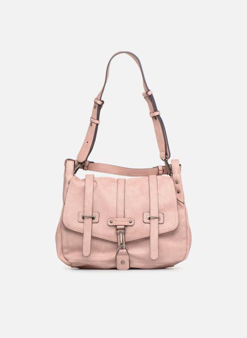 Handväskor Tamaris Bernadette Satchel Bag Rosa bild från vänster sidan