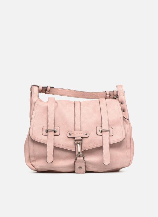 Handtassen Tamaris Bernadette Satchel Bag Roze detail
