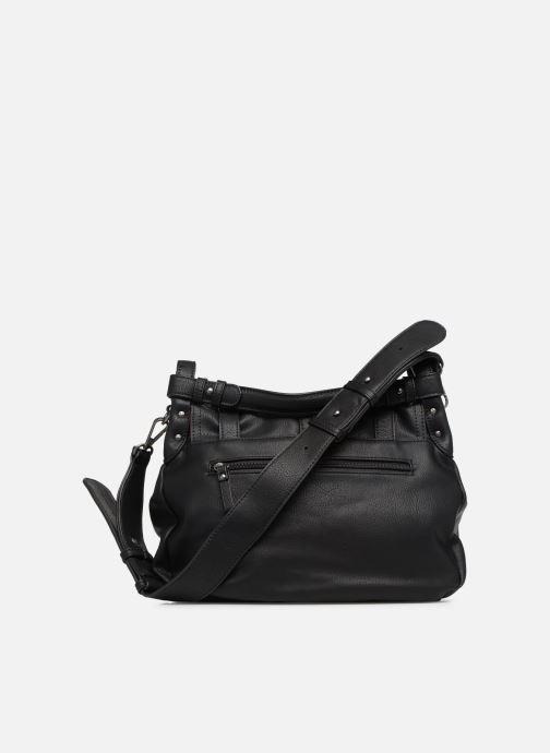 Handbags Tamaris Bernadette Satchel Bag Black front view