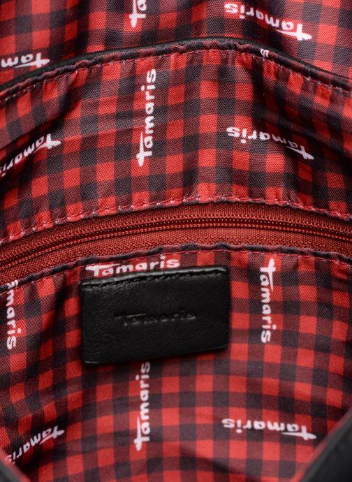 Handbags Tamaris Bernadette Satchel Bag Black back view