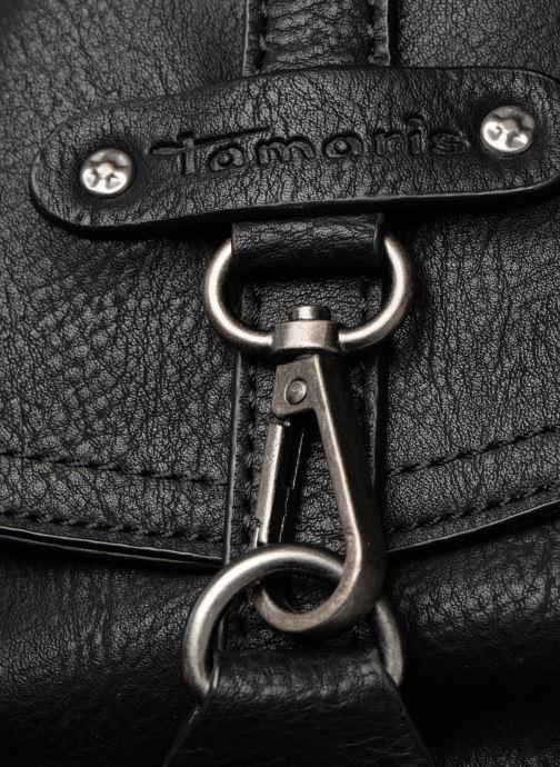 Sacs à main Tamaris Bernadette Satchel Bag Noir vue gauche