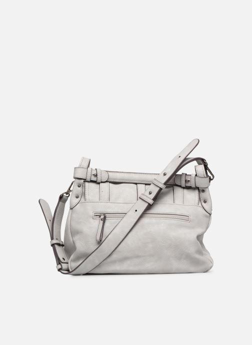Handbags Tamaris Bernadette Satchel Bag Grey front view