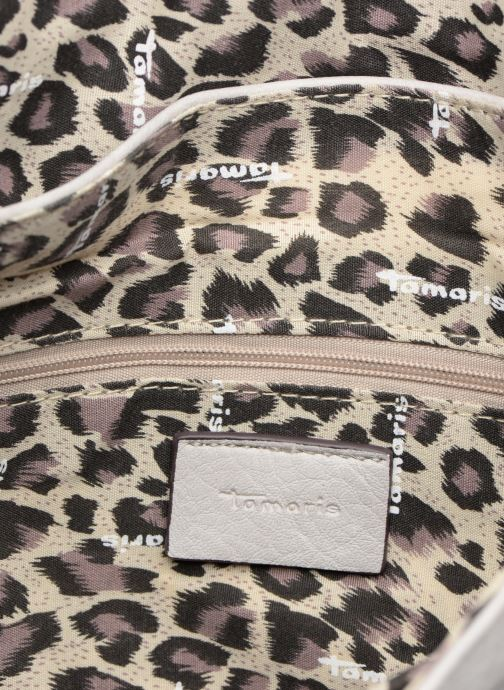Handbags Tamaris Bernadette Satchel Bag Grey back view
