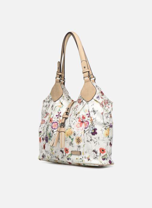 Borse Tamaris Adelia Shoulder Bag Bianco modello indossato
