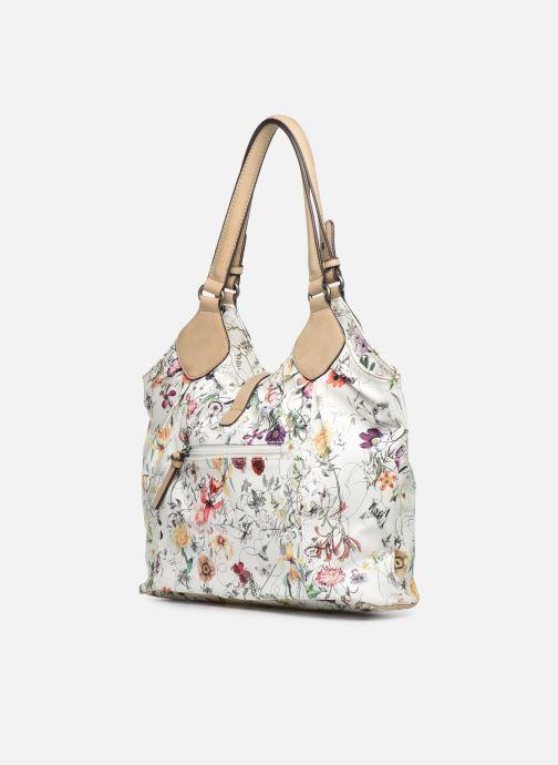 Sacs à main Tamaris Adelia Shoulder Bag Blanc vue droite