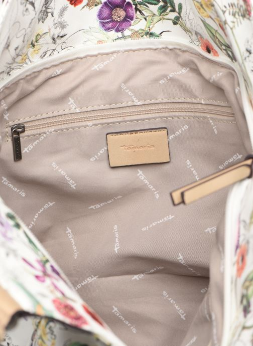 Sacs à main Tamaris Adelia Shoulder Bag Blanc vue derrière