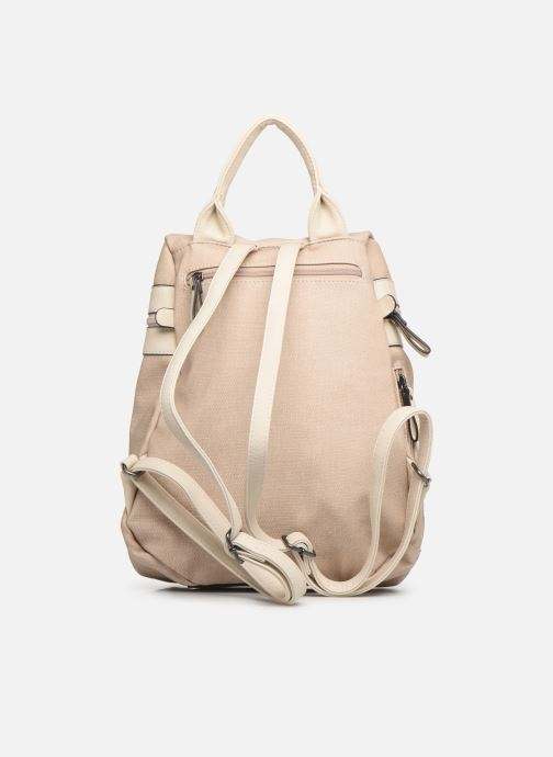 Sacs à dos Tamaris Adina Backpack Beige vue face