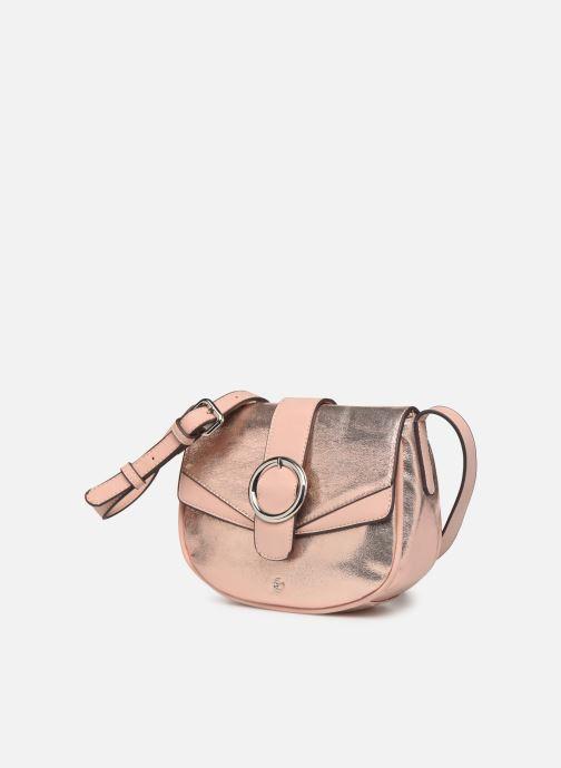 Handtaschen Tamaris Amanda Crossbody Bag grau schuhe getragen