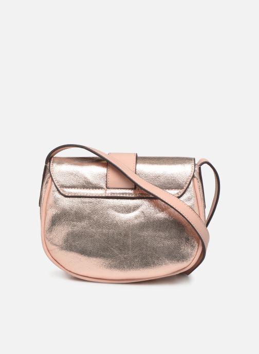 Handtaschen Tamaris Amanda Crossbody Bag grau ansicht von vorne
