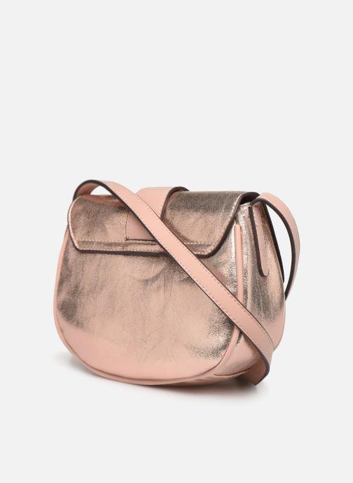 Handtaschen Tamaris Amanda Crossbody Bag grau ansicht von rechts