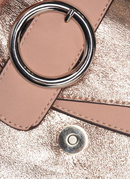 Handtaschen Tamaris Amanda Crossbody Bag grau ansicht von links