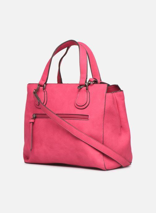 Bolsos de mano Tamaris Fee Handbag Rosa vista lateral derecha