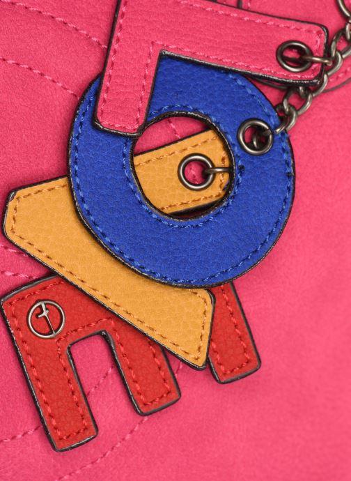 Handtaschen Tamaris Fee Handbag rosa ansicht von links