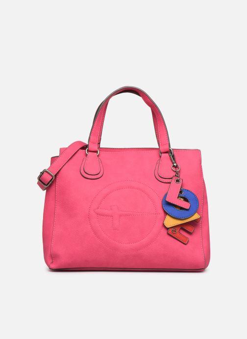 Bolsos de mano Tamaris Fee Handbag Rosa vista de detalle / par