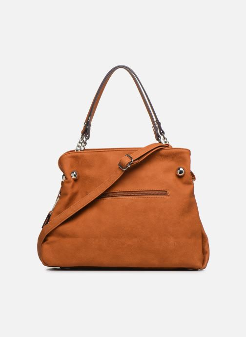 Handtaschen Tamaris Gweny Shoulder Bag braun ansicht von vorne