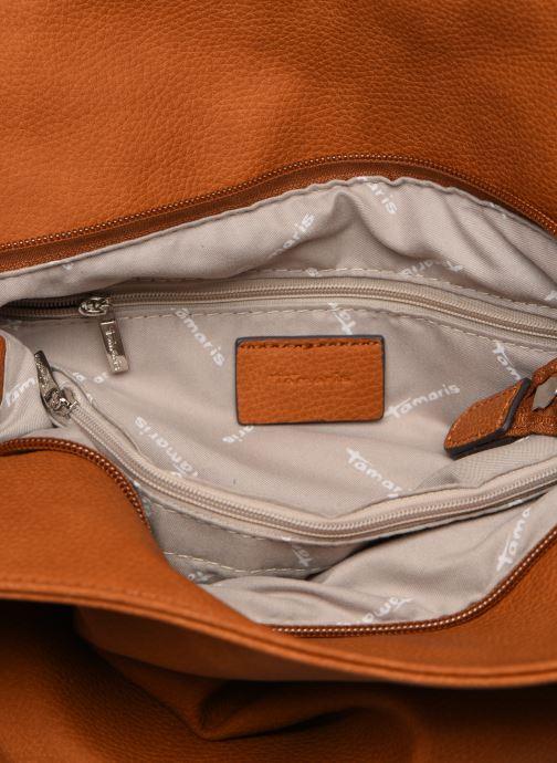 Handtaschen Tamaris Gweny Shoulder Bag braun ansicht von hinten