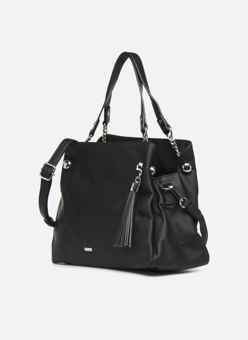 Sacs à main Tamaris Gweny Shoulder Bag Noir vue portées chaussures