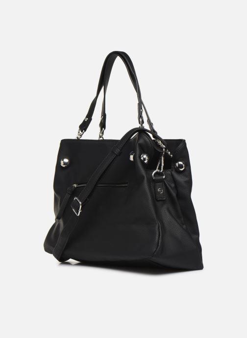 Handtaschen Tamaris Gweny Shoulder Bag schwarz ansicht von rechts
