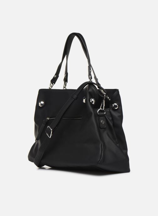 Handtassen Tamaris Gweny Shoulder Bag Zwart rechts