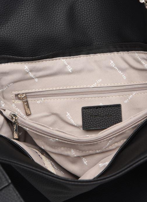 Handtaschen Tamaris Gweny Shoulder Bag schwarz ansicht von hinten