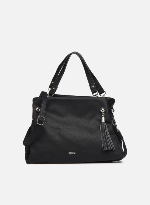 Handtassen Tamaris Gweny Shoulder Bag Zwart detail